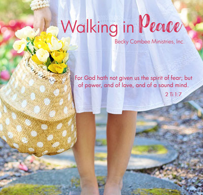 Walking In Peace