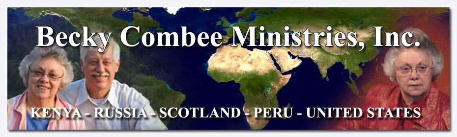 Becky Combee Ministries, Inc.